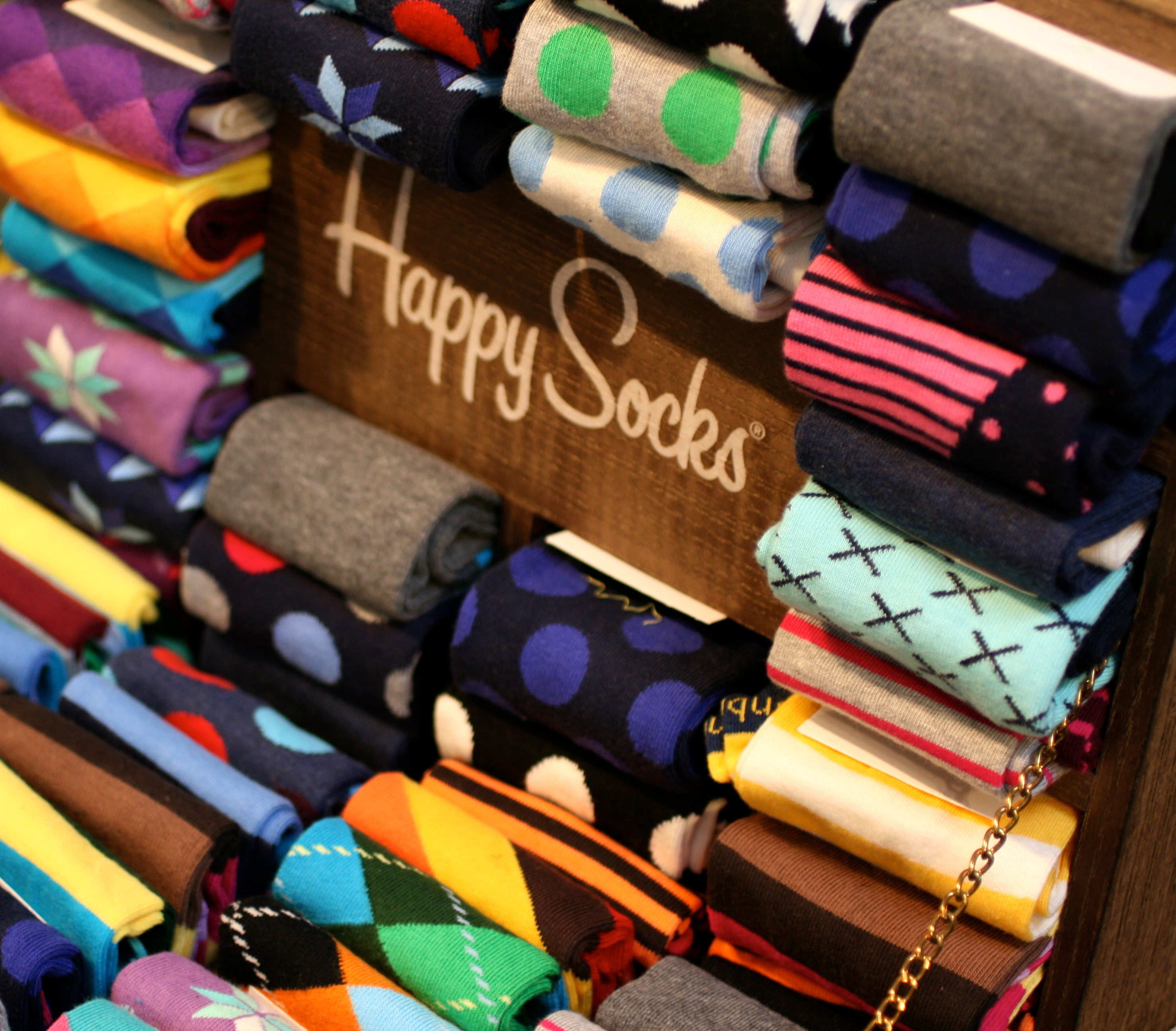 Happy Socks - THE POP UP STORES